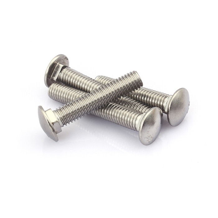 A4 M8 MARINE GRADE CUP SQUARE BOLTS CARRIAGE BOLTS Stainless Steel