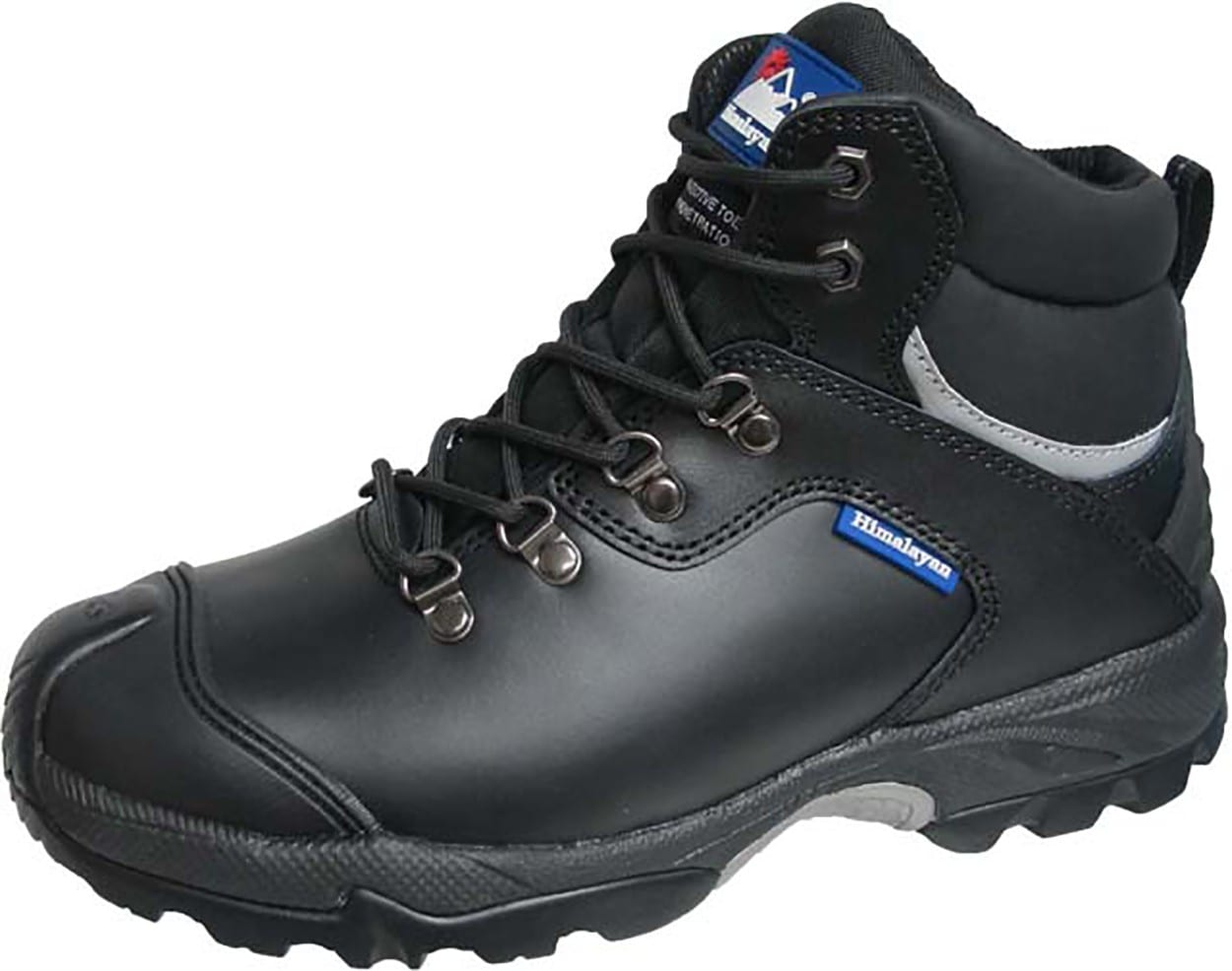 01ae6d4188c Himalayan Black Nubuck Safety Boot Size 9
