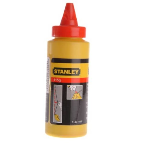 Stanley Tools STA147919 Chalk Refill Red 1.1kg