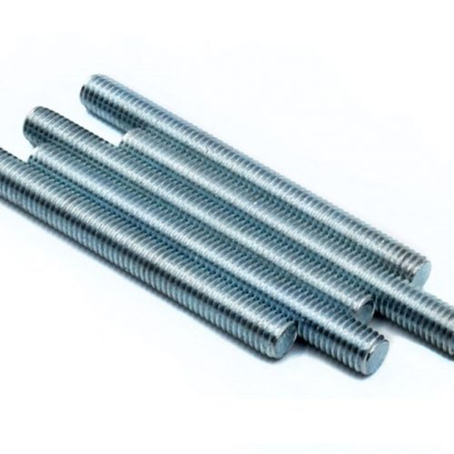 Threaded Bar Zinc Plated